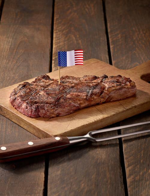 Buffalo Grill : Viande bovine française
