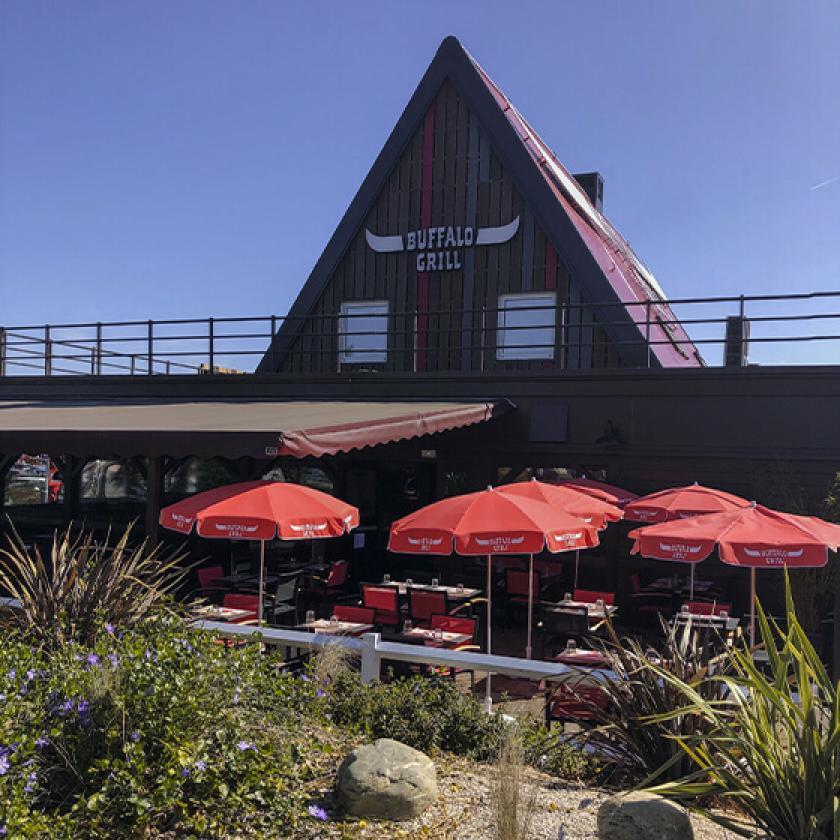 Exterieur restaurant Buffalo